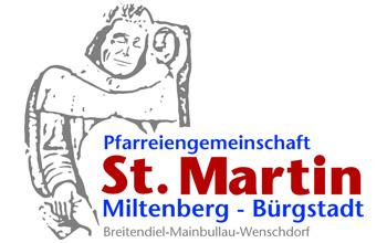 Pfarreiengemeinschaft  St. Martin Miltenberg